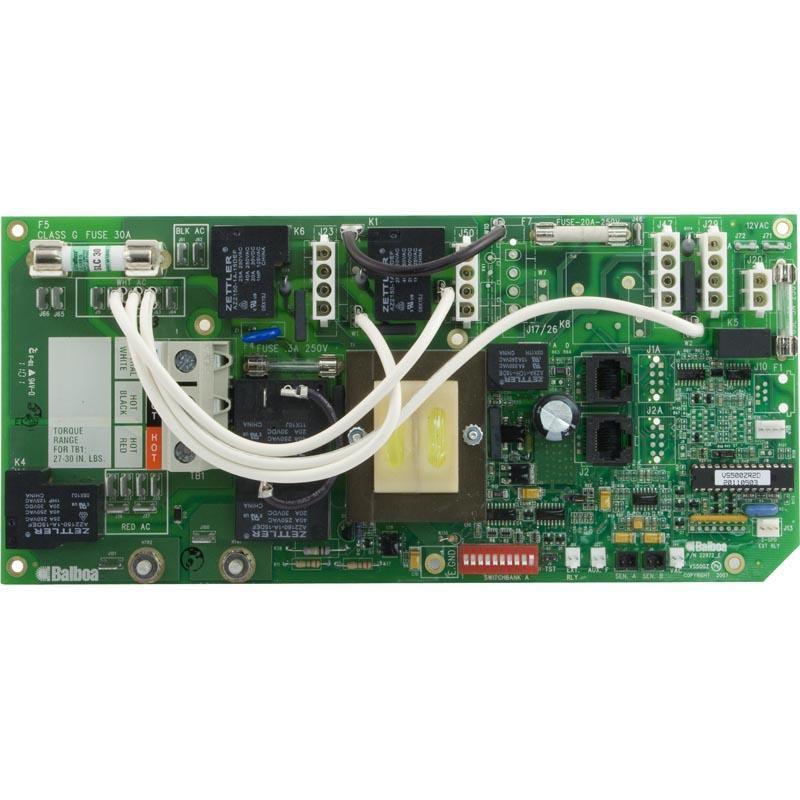 Keys Backyard Spa Circuit Board 54369 01