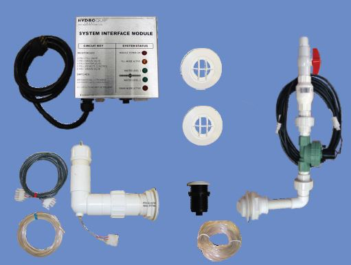 Hydro Quip Baptistery Auto Water Fill Kit Float 48 0140f K