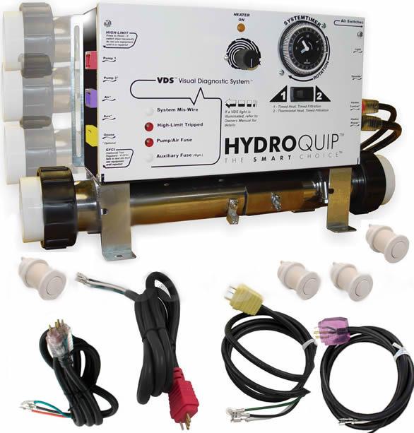 Hydro Quip Quot Slide Heater Quot Pneumatic Control Box Cs 6009 Us2