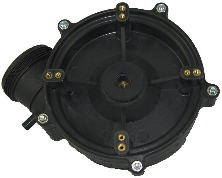 Cal Spa Power Right Right Forward Dually 56 Frame 4 0 Hp