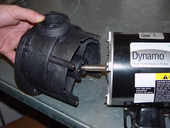 How To Install A Spa Pump Wet End