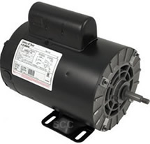 Replacement spa hot tub motors spacare for Emerson hot tub motors